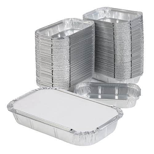 Aluminium contanier