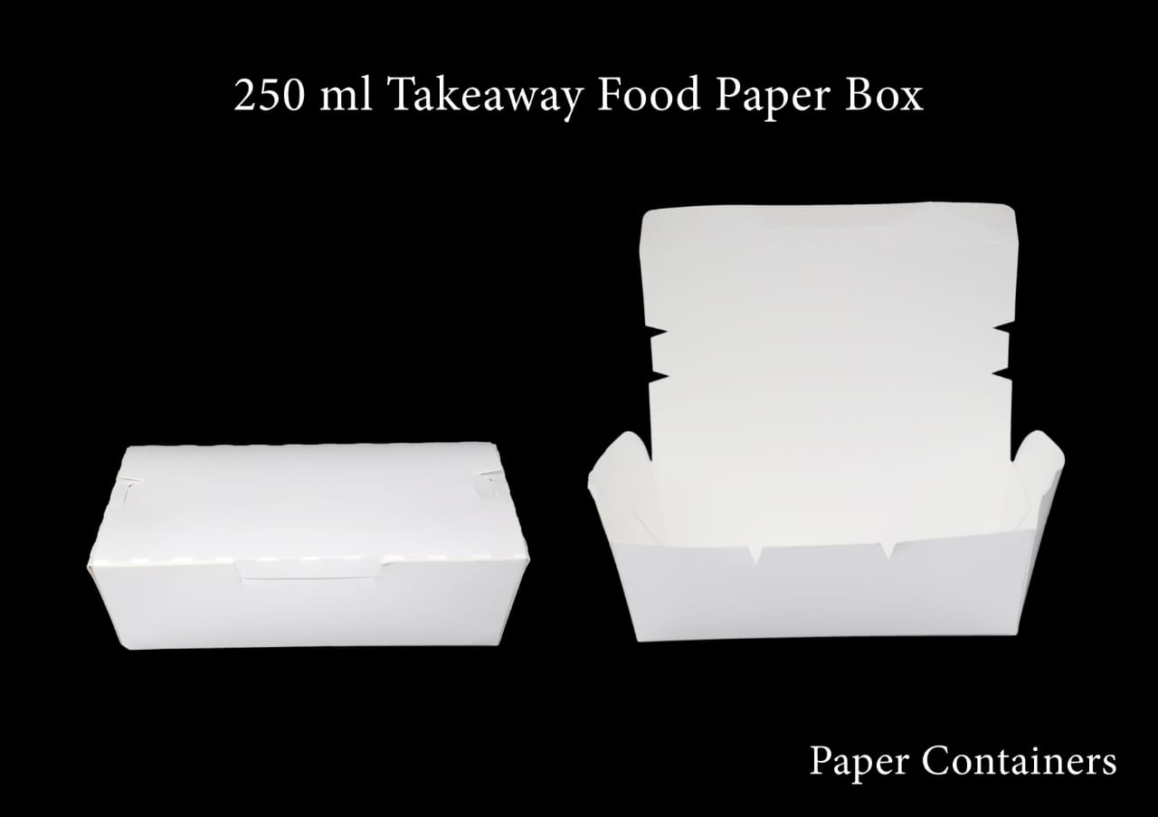 Bio-degradable Paper Products
