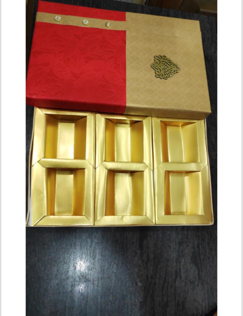 Dryfruit fancy boxes